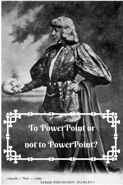 To PowerPoint or